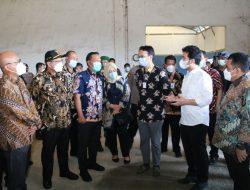 Kunjungi Lamongan, Wamendag RI Dorong Optimalisasi SRG