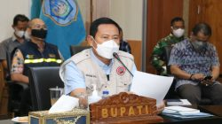 Bupati Yuhronur Sosialisasikan Penyesuaian PPKM Level 4 di Lamongan