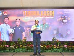 Raih Prestasi di PON XX Papua 2021, Pemkab Berencana Jadikan Olahraga Ini Sebagai Identitas Lamongan