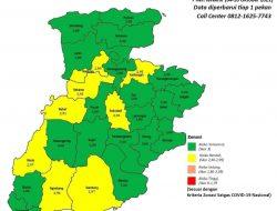 Lebih dari 70 Persen Kecamatan di Lamongan Berstatus Zona Hijau